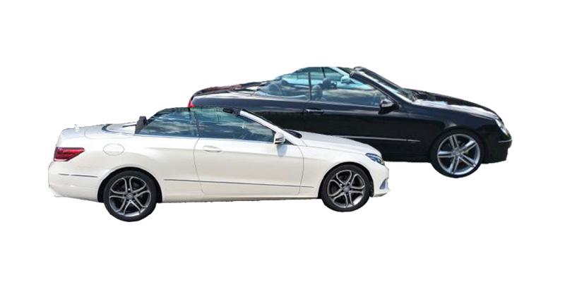 Cabrio mieten / vermietung